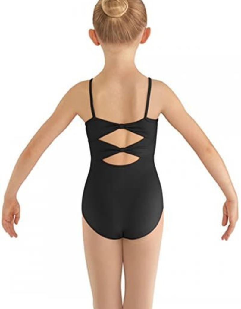 Bloch Bow Back Cami Leo CL8810 BLK