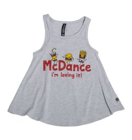 Sugar & Bruno McDance Itty Bitty Everyday Tank D8330