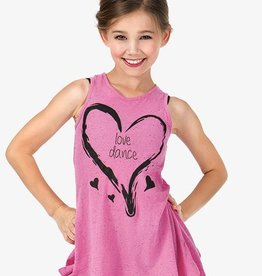 Trendy Trends Child A Line Tank 9010LD