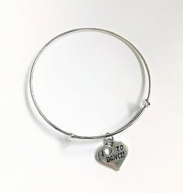 Love Dance Bangle Bracelet