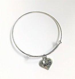 Love Dance Bangle Bracelet