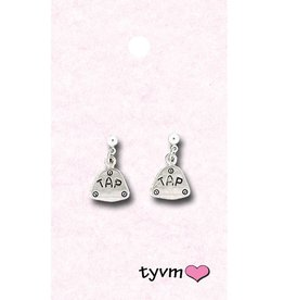 Tap Earrings 17356