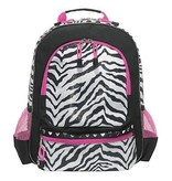 Zebra Sequin Backpack 74300