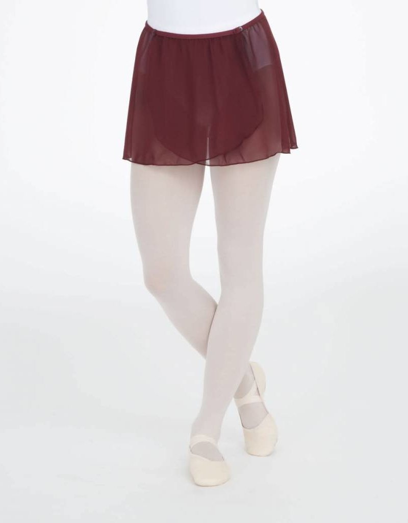 Capezio Button Wrap Skirt MC800