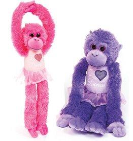 Dasha Plush Monkey 6278