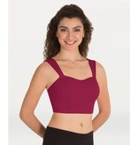Body Wrappers BWP9005 Crop Bra top