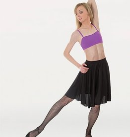 Body Wrappers Above Knee Skirt 411