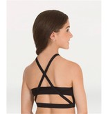 Body Wrappers Frontzip Bratop BWP9007