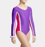 Capezio Long Sleeve Girls GymX 11065c