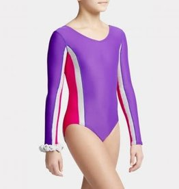 Capezio Long Sleeve Girls GymX 11065c