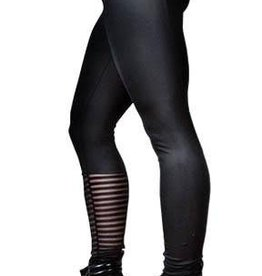 Funky Diva Cut out Leggings 0413