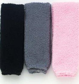 Dasha Fuzzy Pink Leg Warmers 1032