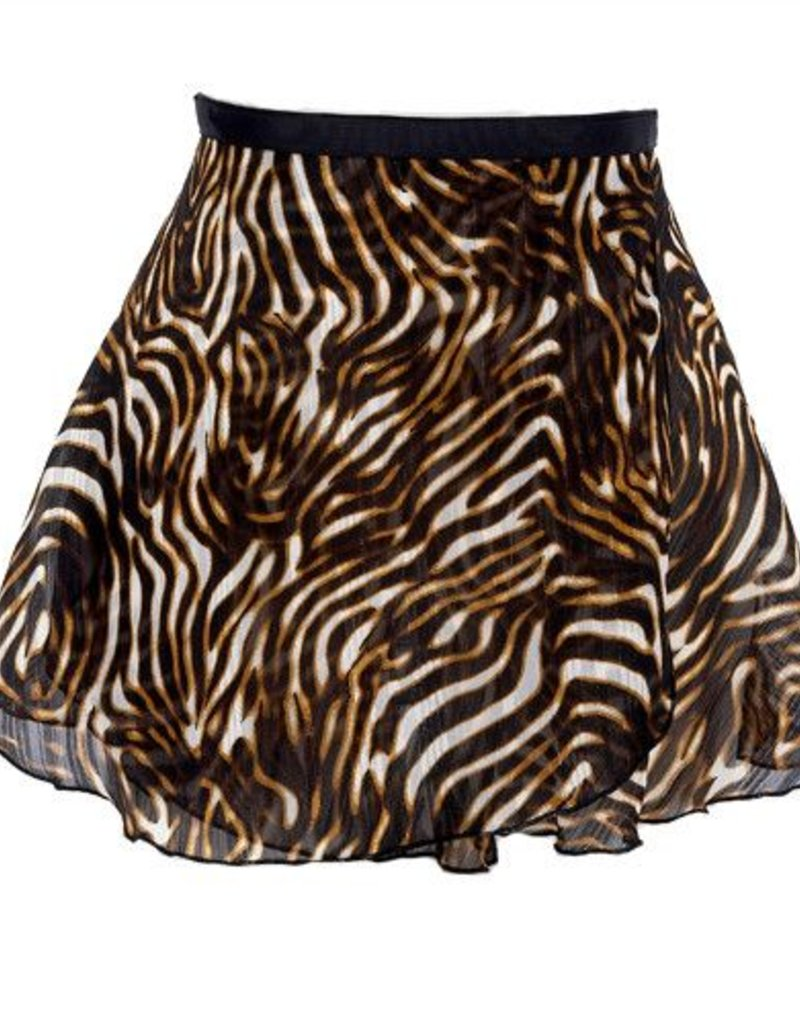 "Dasha 12 "" Wrap Skirt 4391"