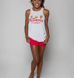 Sugar & Bruno McDance Everyday Tank D8334