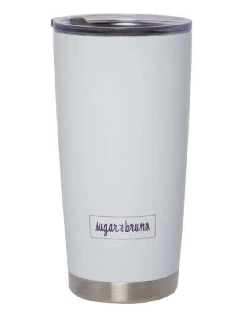 Sugar & Bruno Good Vibes Only Thermal Cup D8371
