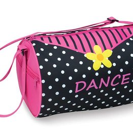 Danshuz B755 Daisy Dots and Dance Duffel