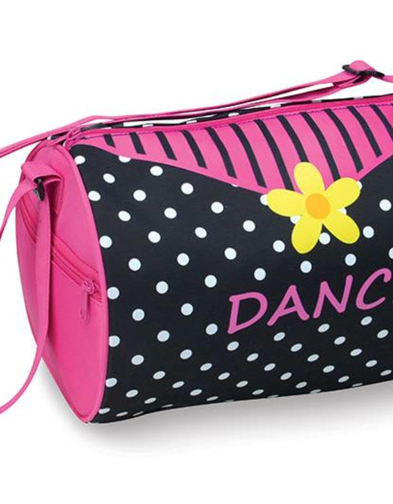 Danshuz B755 Daisy Dots and Dance Duffel