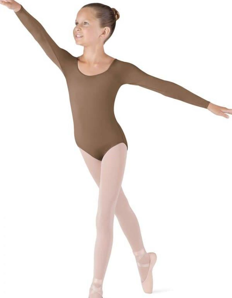 Bloch Girls Long Sleeve Leotard CL 5609