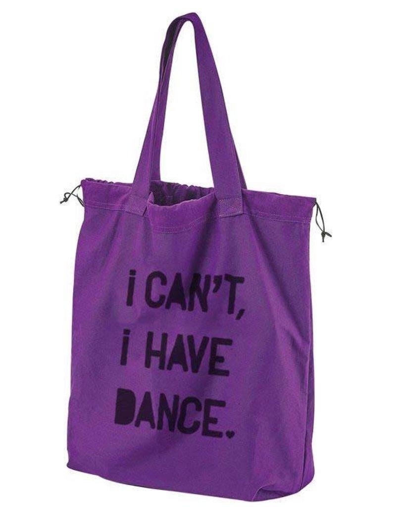 8a41b172f68daa covet I Cant Tote ICIHD2-TOTE - Encore Dancewear