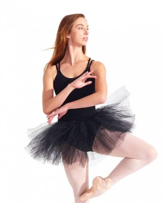 3f3d1301fb Capezio Child Waiting For A Prince Tutu 10728C BLK - Encore Dancewear