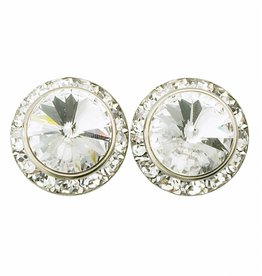 15mm Swarovski Earrings 98015
