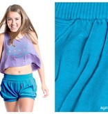 Sugar & Bruno Bubble Sweater Shorts