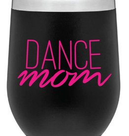 Sugar & Bruno Dance Mom Tumbler