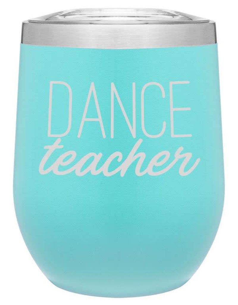 Sugar & Bruno Dance Teacher Tumbler
