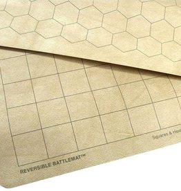 "Chessex Megamat Battlemat Chessex 34x48 1"" hex/squares"