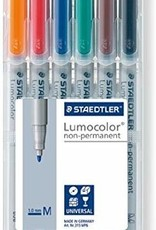 Chessex Water Soluble Mat MarkerS 6 pack