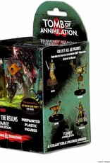 D&D Miniatures: Icons of the Realms Tomb of Annihilation Booster