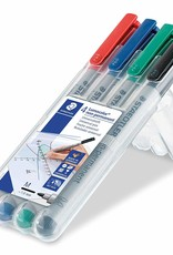Chessex Water Soluble Mat Markers 4-Pack