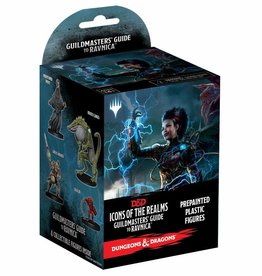 Icons of the Realms Guildmaster's Guide to Ravnica Booster Box