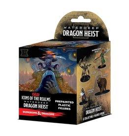 Wizkids D&D Mini Icons Set 9 Waterdeep Dragon Heist Booster