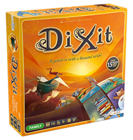 Asmodee Editions Dixit Core Game