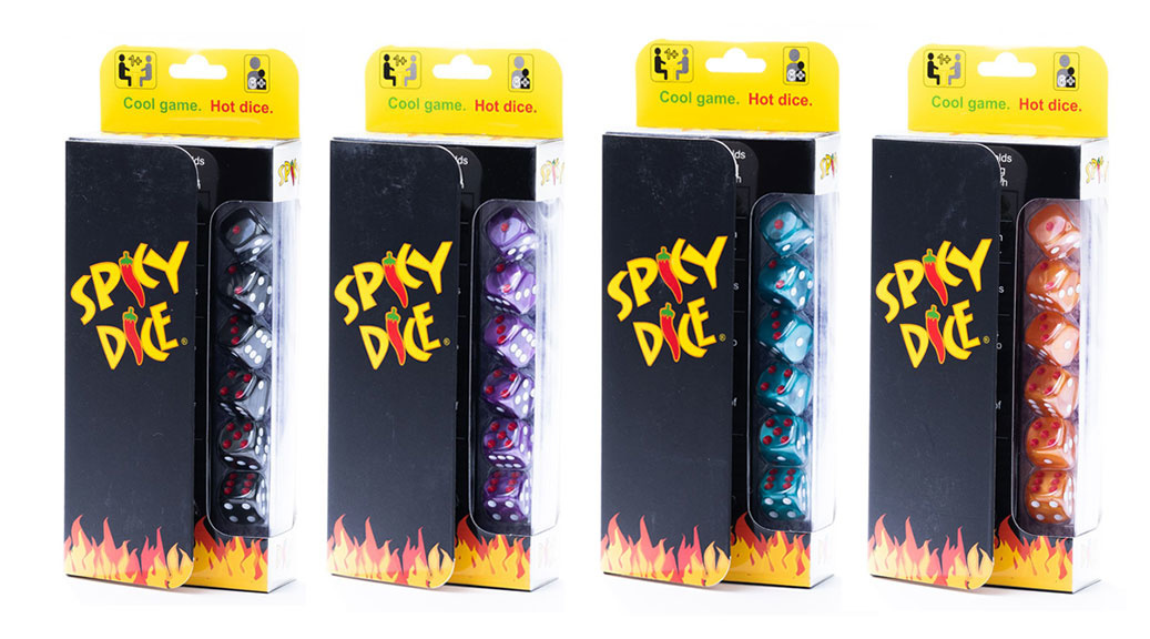 Enginuity Spicy Dice