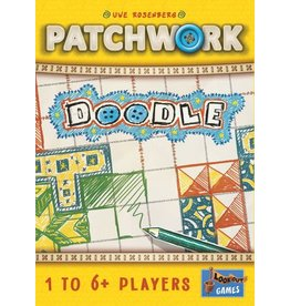 Lookout Games Patchwork Doodle