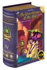 Tales & Games: The Grasshopper & The Ant