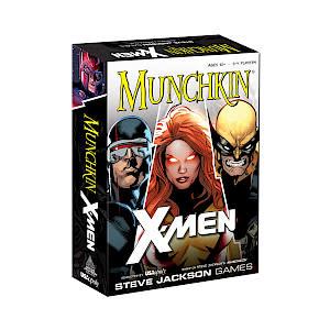 Steve Jackson Games Munchkin: X-Men