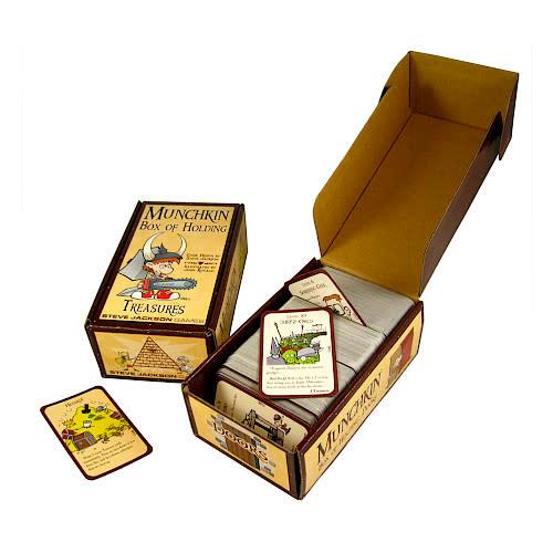 Steve Jackson Games Munchkin Boxes of Holding Set 2