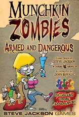 Steve Jackson Games Munchkin Zombies 2 - Armed and Dangerous