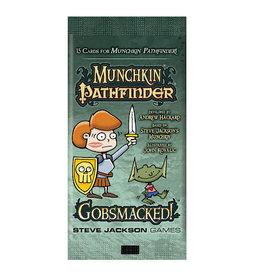 Steve Jackson Games Munchkin Pathfinder: Gobsmacked Booster Pack