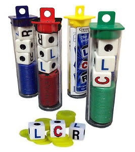 LCR: Dice Game