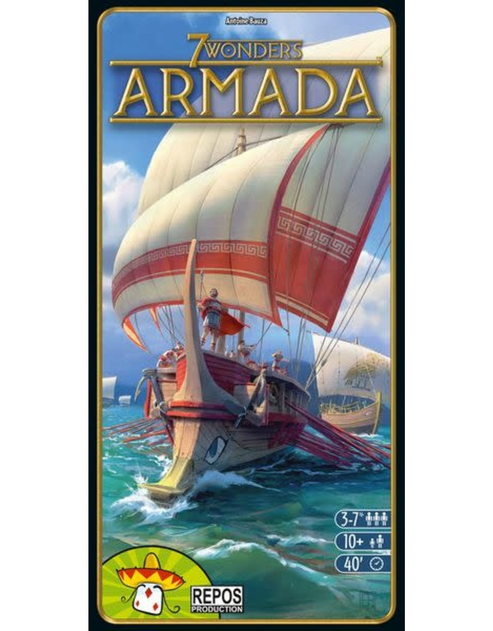 Repos Productions 7 Wonders Armada