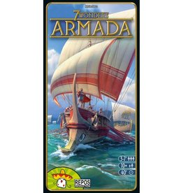 Repos Productions 7 Wonders Armada (First Edition)