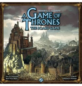 Fantasy Flight Games A Game of Thrones: The Board Game 2nd Ed. (ANA40)
