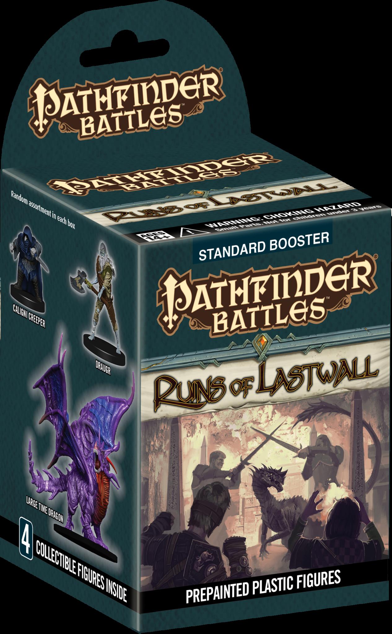 Pathfinder Battles: Ruins of Lastwall Booster
