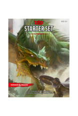 Wizards of the Coast Dungeons and Dragons RPG: Starter Set