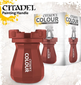 Games Workshop Citadel Colour Red Painting Handle