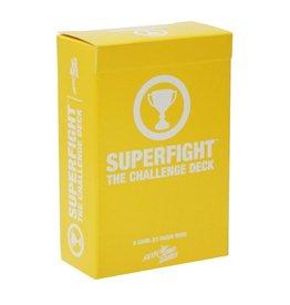 Superfight Challenge Yellow Deck